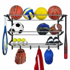 Lynk Top 10 Best Sports Equipment Organizers