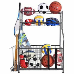 Mythinglogic Top 10 Best Sports Equipment Organizers