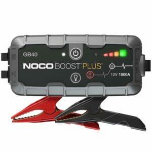 NOCO Top 10 Best Portable Jump Starters