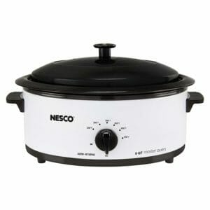 Nesco 2 Top 10 Best Roaster Oven