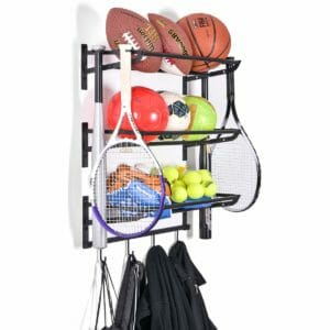 Sunix Top 10 Best Sports Equipment Organizers