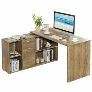 Tangkula Top 10 Best Corner Desks