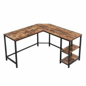 VASAGLE Top 10 Best Corner Desks