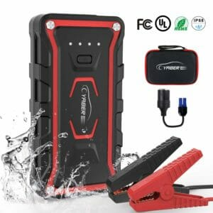 YABER Top 10 Best Portable Jump Starters