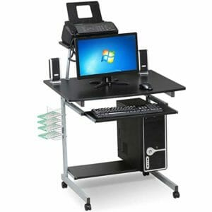 Yaheetech Top 10 Best Computer Desks for Small Spaces