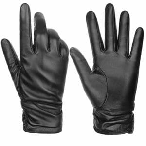 Achiou 2 Top 10 Best Women's Winter Driving Gloves