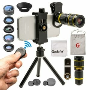 Godefa Top 10 Camera Accessories for Phones