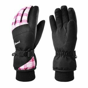 Kineed Top 10 Best Women's Ski Gloves