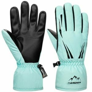 Lanyi Top 10 Best Women's Ski Gloves