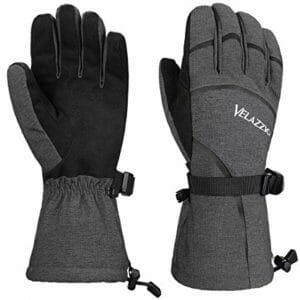 Velazzio Top 10 Best Women's Ski Gloves