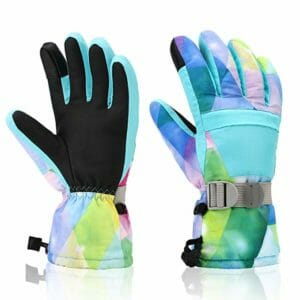 Yidomto Top 10 Best Women's Ski Gloves
