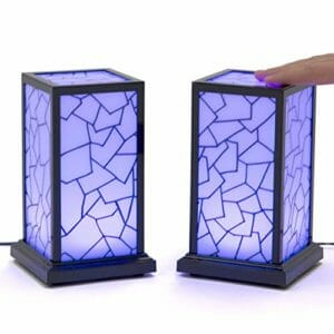 top ten new tech gadgets friendship lamps