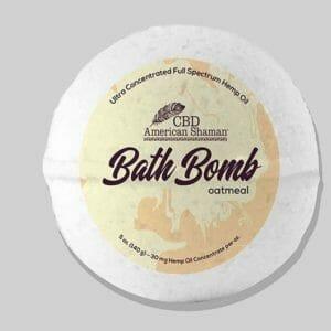 CBD American Shaman Top 10 Best CBD Bath Bombs