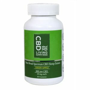 CBD Living Top 10 Best CBD Gummies