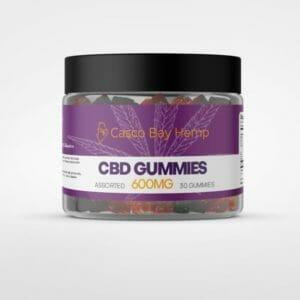 Casco Bay Hemp Top 10 Best CBD Gummies