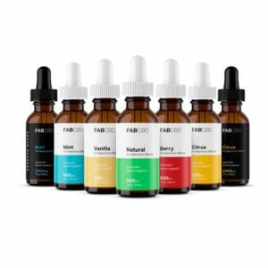 FABCBD Top 10 Best CBD Oils for Focus and Concentration