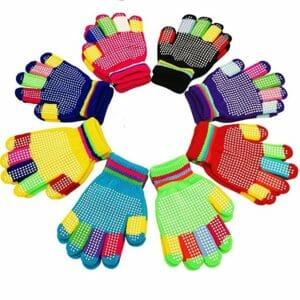 ILNCLUY Top 10 Best Kids Winter Gloves & Mittens