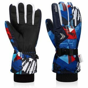 Lapulas Top 10 Best Kids Ski Gloves