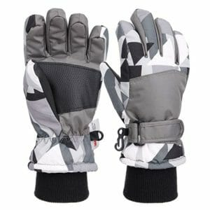 Livingston Top 10 Best Kids Ski Gloves