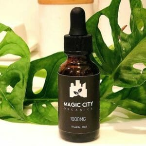Magic City Organics Top 10 Best CBD Oils for MS