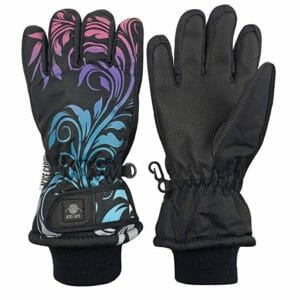 N'Ice Caps Top 10 Best Kids Ski Gloves