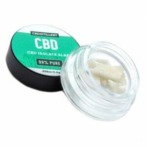 CBDistillery Top 10 CBD Dab Products