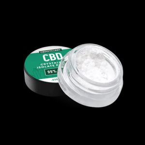CBDistillery Top 10 CBD Isolate Powders