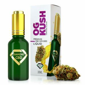 Diamond CBD Top Ten Best Terpene-Infused CBD Oils