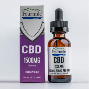 Fourmile Top Ten Best Terpene-Infused CBD Oils