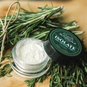 Kat's Botanicals Top 10 CBD Isolate Powders