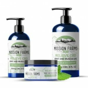 Mission Farms CBD Top 10 Best CBD Products For Restless Leg Syndrome