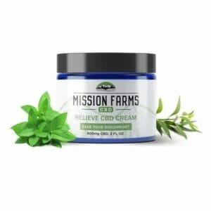 Mission Farms CBD Top 10 CBD Products For Runners