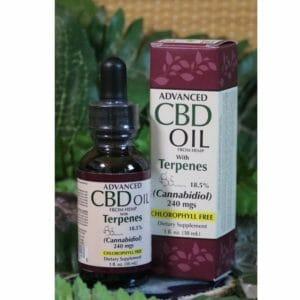 Smart Organics Top Ten Best Terpene-Infused CBD Oils