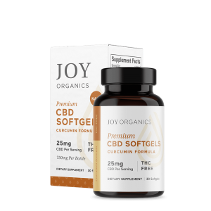 Joy Organics best cbd for migraines