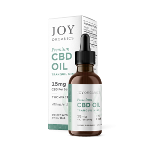 Joy Organics for cardio health
