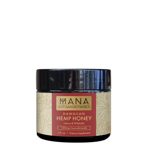 Mana Artisan Honey Best 15 CBD Edibles