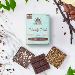 Vital Leaf Best 15 CBD Edibles