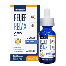 cbdistillery best CBD for migraines