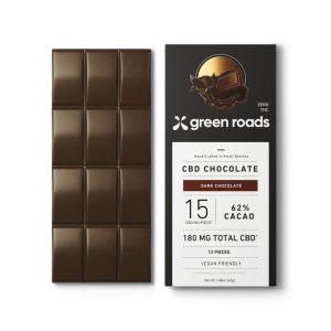 green roads best cbd chocolate