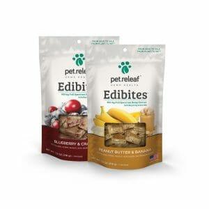 Elixinol Brand Review Edibites Dog Biscuits
