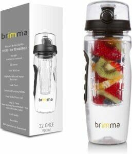 Brimma infuser top ten sports drinks bottles